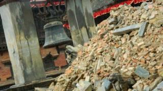 नेपाल, भक्तपुर तबाही