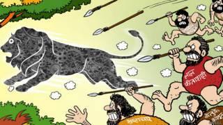 मंजुल कार्टून