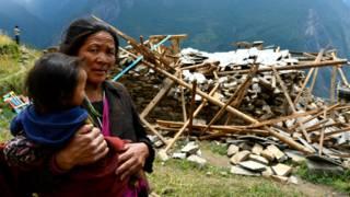 नेपाल भूकंप