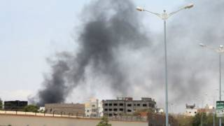 ယီမန်မှာ တိုက်ပွဲများပြင်းထန်
