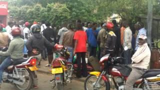 Kuri campus Mutanga, abanyeshure bariko barataha kaminuza imaze kwugarwa
