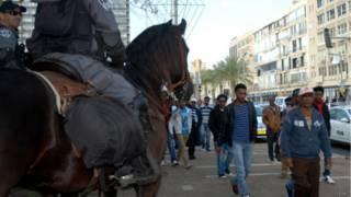 Иерусалим - протесты