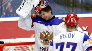 Хоккей Россия-США