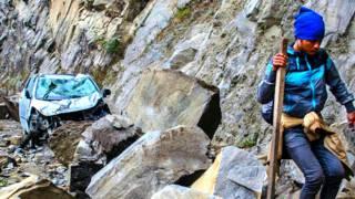 नेपाल भूकंप प्रभावित