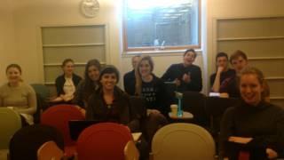 爱丁堡大学学生