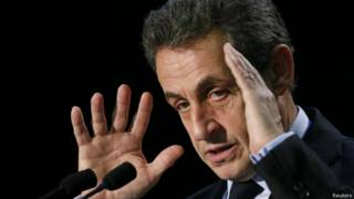 Николая Саркози