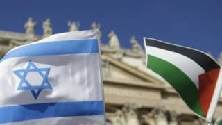 israeli_palestinian_flags