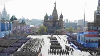 Desfile en Moscú