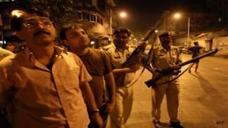 ممبئی پولیس