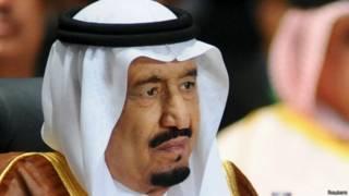 सऊदी अरब के शाह सलमान