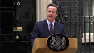 首相卡梅伦