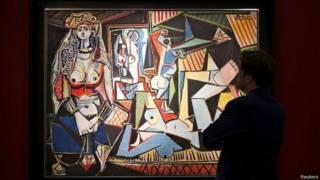 पिकासो की पेंटिंग