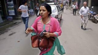 Umutingito w'isi muri Nepal