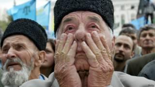 Акція пам'яті кримських татар