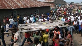 Abagiye gupfuba umuntu yishwe n'abarwanyi ba ADF muri Kongo