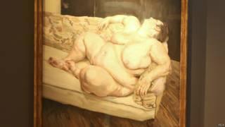 弗洛伊德裸體畫