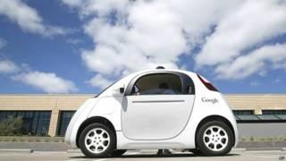 गूगल रोबोट कार