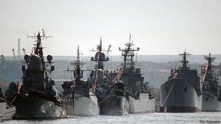 Корабли Черноморского флота России