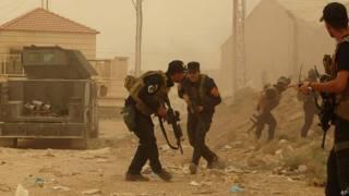 ИГ захватили правительственный комплекс в Рамади