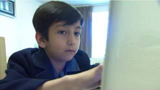 Humza Shahzad  (BBC)