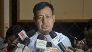 Minister U Ye Htut