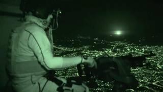 موصل پر دولت اسلامیہ کے ٹھکانے پر حملہ کرنا والا طیارہ