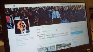 Твиттер Обамы