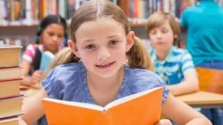 英国儿童读书热情是9年来的最高水平