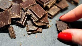 Шоколадка може бути корисна