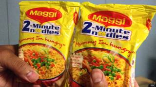 maggie noodles packet