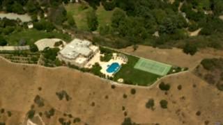 Mansão em Los Angeles | Foto: BBC