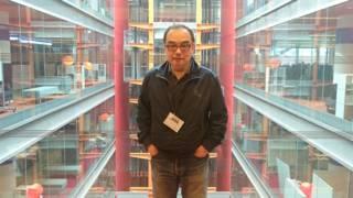 易智言到访BBC总部