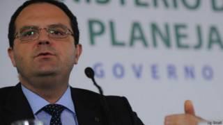 Nelson Barbosa, ministro do Planejamento, no anúncio do ajuste fiscal (Ag Brasil)