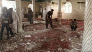 सऊदी अरब की शिया मस्जिद में हमले की फ़ाइल फ़ोटो
