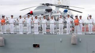 چین کی بحریہ