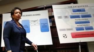 Генеральный прокурор США Лоретта Линч