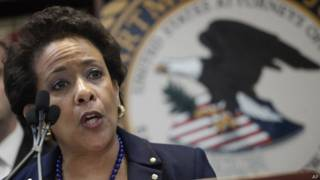 Генеральный прокурор США