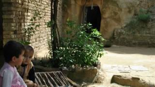 पाकिस्तान गुफ़ा में आशियाना