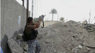 Birnin Ramadi na kasar Iraqi
