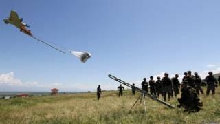 Совместные учения с Киргизией