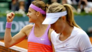 Sharapova yasezerewe i Paris