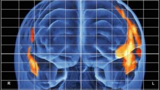 Atividade cerebral de uma pessoa lendo em voz alta | Foto: BBC