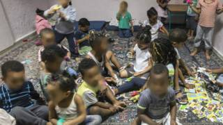 Guardería pirata en Israel