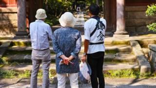 Idosos no Japão   Foto: Thinkstock