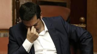 AB Yunanistan'ın son reform paketini reddetti
