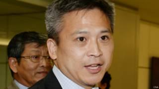 美國新任的在台協會駐台辦事處長梅健華(Kin Moy)