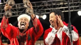 摩洛哥格納瓦音樂節