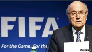 Sepp Blatter yavuze ko FIFA igiye kuvugururwa.