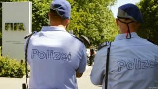 स्विस पुलिस