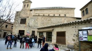 كنيس ومتحف يهودي في توليدو بإسبانيا
